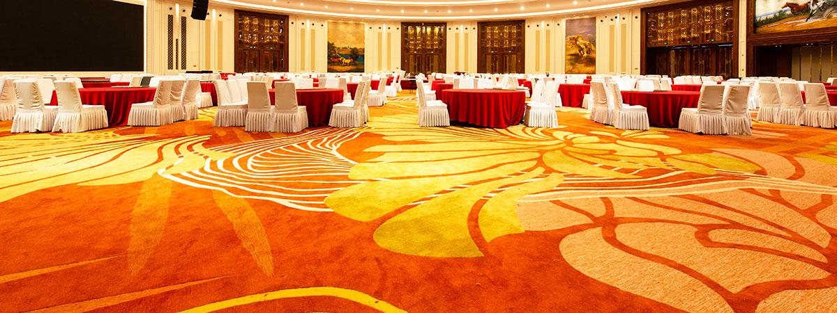 宴会厅地毯