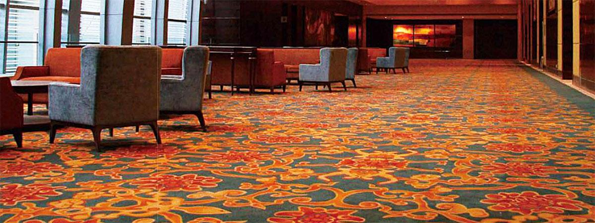 大堂吧地毯