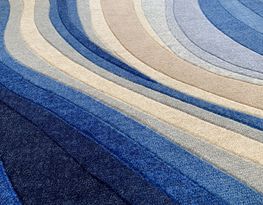 海藻纤维地毯
